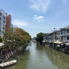 Отель Blue Chang House Бангкок приотельная территория
