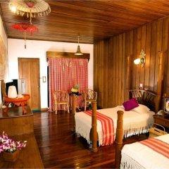 Thazin Garden Hotel комната для гостей фото 3