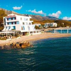 Grand Hotel Aita пляж фото 2