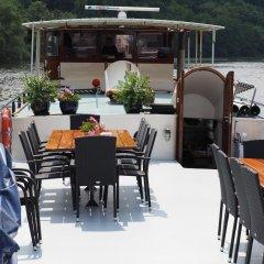 Отель Hotelboat Allure Нидерланды, Амстердам - отзывы, цены и фото номеров - забронировать отель Hotelboat Allure онлайн питание