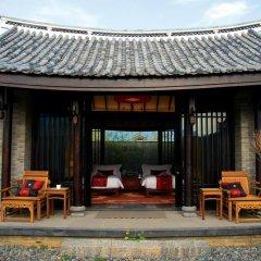Отель Banyan Tree Lijiang 5* Вилла разные типы кроватей