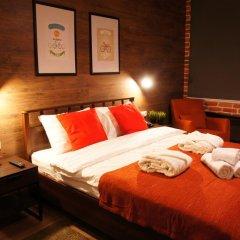 LiKi LOFT HOTEL 3* Улучшенный номер с различными типами кроватей фото 9