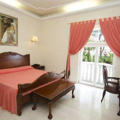 Grand Hotel Palladium Santa Eulalia del Rio 5* Улучшенный номер с различными типами кроватей фото 5
