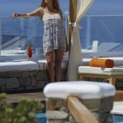 Отель Damianos Mykonos Hotel Греция, Миконос - отзывы, цены и фото номеров - забронировать отель Damianos Mykonos Hotel онлайн бассейн фото 2