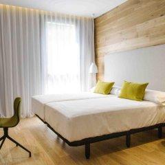 Отель Zenit San Sebastián 4* Стандартный номер с различными типами кроватей фото 3