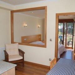 Отель Apartamentos Ay Sálvora комната для гостей фото 2