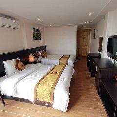 Отель Nguyen Dang Guesthouse Стандартный номер с различными типами кроватей фото 4