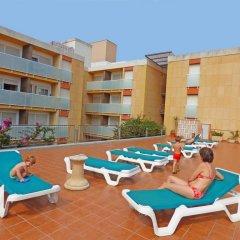 Отель Apartaments Costa d'Or Испания, Калафель - отзывы, цены и фото номеров - забронировать отель Apartaments Costa d'Or онлайн бассейн