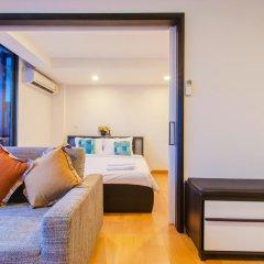 Отель Rocco Huahin Condominium Студия с различными типами кроватей фото 25