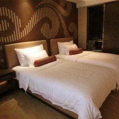 Baiyun Hotel Guangzhou 4* Номер Делюкс с различными типами кроватей фото 5