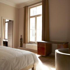 Отель B&B Vaudeville 3* Стандартный номер с различными типами кроватей фото 4