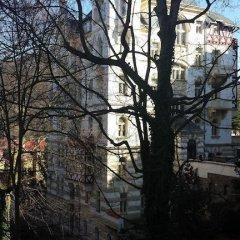 Отель Villa Sofia Apartments Чехия, Карловы Вары - отзывы, цены и фото номеров - забронировать отель Villa Sofia Apartments онлайн приотельная территория