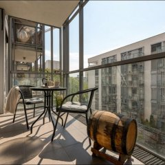 Апартаменты P&O Apartments Arkadia Апартаменты с различными типами кроватей фото 15