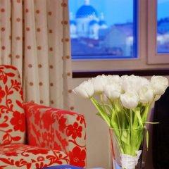 Гостиница Sokos Olympia Garden 4* Люкс с различными типами кроватей фото 7