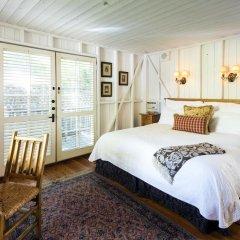 Отель Simpson House Inn 5* Стандартный номер с различными типами кроватей фото 14