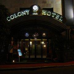Отель Colony вид на фасад фото 2