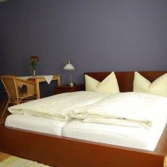 Отель Pension/Guesthouse am Hauptbahnhof Номер Комфорт с различными типами кроватей фото 2