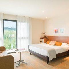 Hotel Lyon Métropole 4* Семейные апартаменты с двуспальной кроватью фото 6