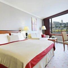Отель InterContinental Budapest 5* Стандартный номер фото 2