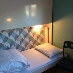 Отель Oslo Vandrerhjem Haraldsheim Кровать в мужском общем номере фото 5
