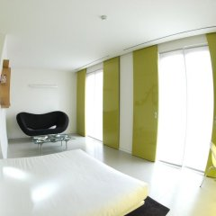DuoMo hotel 4* Стандартный номер разные типы кроватей фото 5