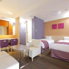 Hotel MyStays Asakusa 2* Стандартный номер с полуторной кроватью фото 2