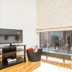 Апартаменты Rotermann Deluxe Studio комната для гостей фото 3