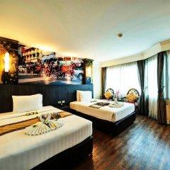 Jomtien Garden Hotel & Resort 4* Стандартный номер с различными типами кроватей фото 7