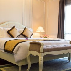 Medallion Hanoi Hotel 4* Люкс разные типы кроватей фото 6