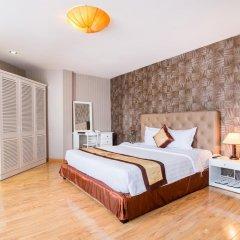 Saigon Night Hotel 2* Люкс с различными типами кроватей фото 8