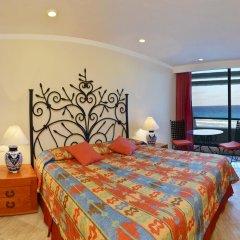 Отель Oasis Cancun All-inclusive 3* Стандартный номер с различными типами кроватей фото 4