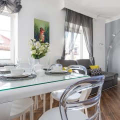 Апартаменты P&O Podwale Apartments Студия фото 6