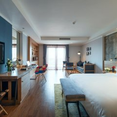 Hanoi La Siesta Hotel Trendy 4* Люкс с различными типами кроватей фото 5