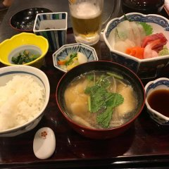 Hotel Select Inn Honhachinohe Ekimae Мисава питание фото 2