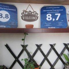 Апартаменты Little Home Nha Trang Apartment интерьер отеля