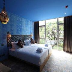 Tints of Blue Hotel 3* Студия Делюкс с различными типами кроватей фото 5