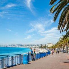 Отель Azur City Home пляж фото 2