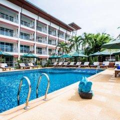 Курортный отель Lamai Coconut Beach бассейн фото 2
