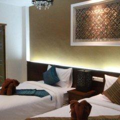 Отель The Guide Hometel 2* Семейный люкс 2 отдельные кровати фото 2
