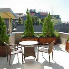 Отель Pera Residence Стамбул балкон