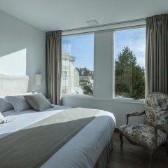 Отель Suite Home Sardinero 3* Люкс с различными типами кроватей фото 3