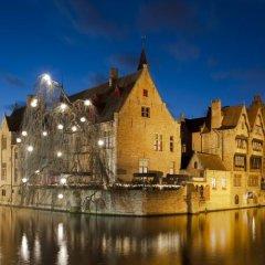 Отель Bourgoensch Hof Бельгия, Брюгге - 3 отзыва об отеле, цены и фото номеров - забронировать отель Bourgoensch Hof онлайн приотельная территория фото 2