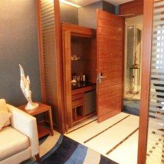 Ocean Hotel 4* Улучшенный люкс с различными типами кроватей фото 12
