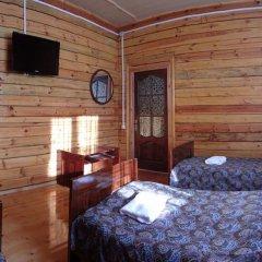Гостевой Дом Олимпия Стандартный семейный номер с двуспальной кроватью фото 7