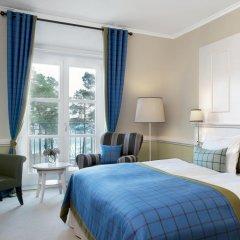 Отель A-ROSA Scharmützelsee 5* Представительский номер с различными типами кроватей