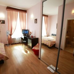 Престиж Центр Отель 3* Стандартный номер с различными типами кроватей фото 21