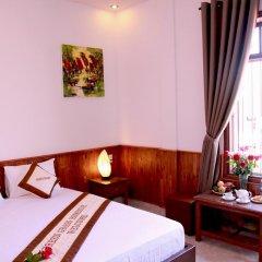 Отель Green Grass Homestay 2* Стандартный номер с различными типами кроватей фото 2
