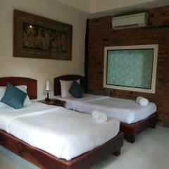 Отель Green View Village Resort 3* Бунгало с различными типами кроватей фото 11