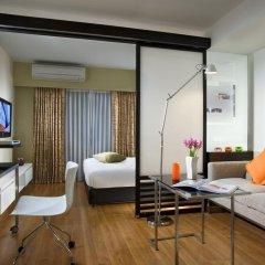 Отель Citadines Bangkok Sukhumvit 8 4* Студия Делюкс фото 6