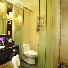 Отель Sofitel Macau At Ponte 16 4* Улучшенный номер с различными типами кроватей фото 4